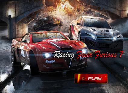 Racing Fever Furious 7 screenshot