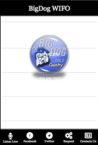 BigDog WIFO