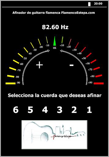 Afinador Para Guitarra Screenshots 2