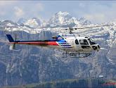 Luca Wackermann heeft ziekenhuis verlaten na crash door laaghangende helikopter