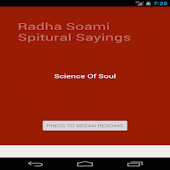 Radha soami spitural sayings