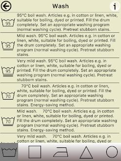 Marca de ropa de lavado Gratis