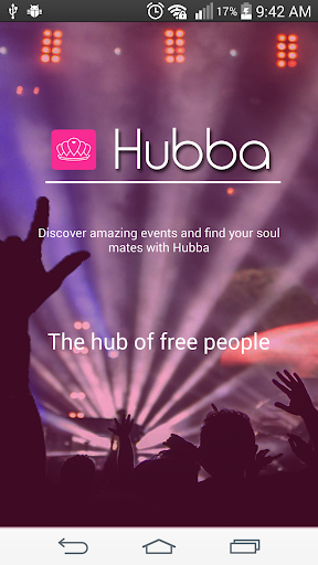 Hubba - Discover Local Events