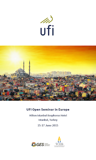 UFI Istanbul 2015