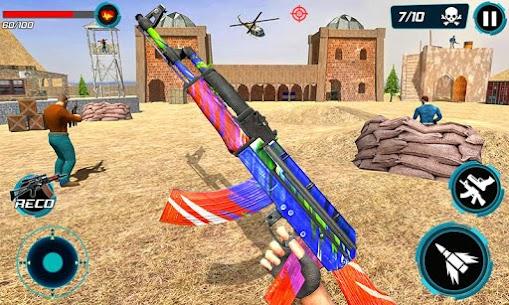 Combat Shooter 2 Modern FPS Shooting Warfare 2020 MOD (No Ads) 5
