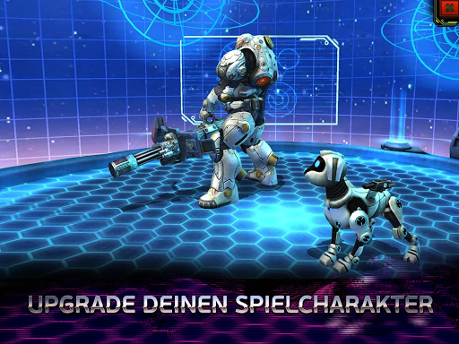 Evolution: Battle for Utopia. Shooting games free 3.5.9 screenshots 12