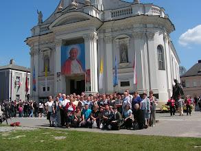 Photo: Bazylika Ofiarowania NMP w Wadowicach