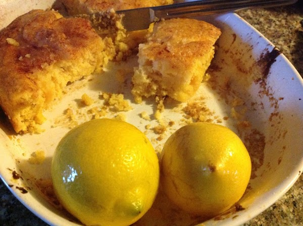 Lemon Coffee Cake Recipe