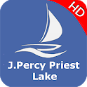 Percy Priest Lake Offline GPS Charts icon