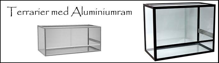 Aluminiumram