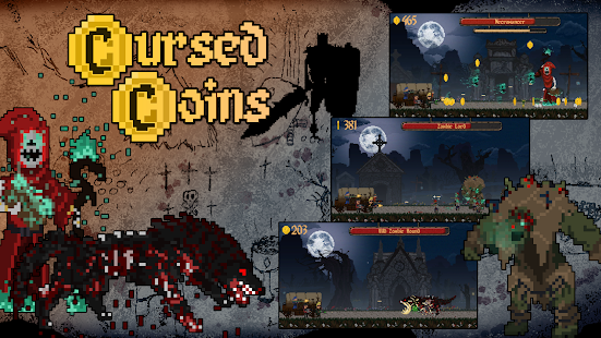 Cursed Coins (Unreleased)- screenshot thumbnail