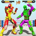 Ring Robot fighting games – Real Robot ring battle icon