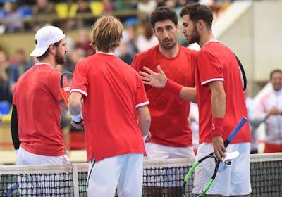 ? Éliminatoires de la Coupe Davis : voici le Top 5 des plus beaux points !