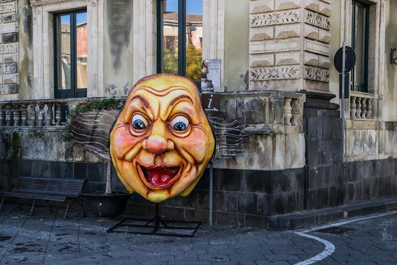 Il clown di antography