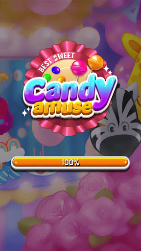 Candy Amuse: Match-3 puzzle 1.7.2 screenshots 1