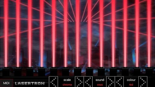 Lasertron Laser Harp Free