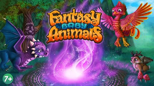 玩免費休閒APP|下載Fantasy Baby Animals LITE app不用錢|硬是要APP