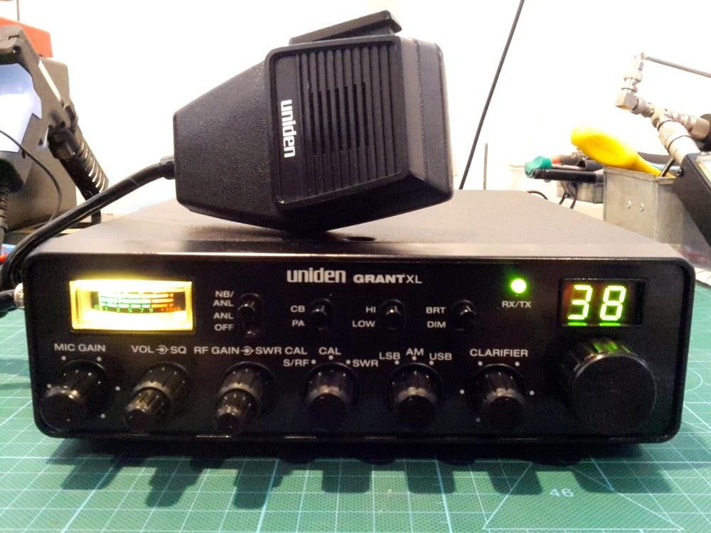 Uniden Grant XL electrolytic capacitor kit Cobra 148 GTL PC-412