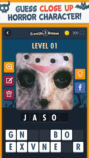 Close Up Horror: Pic Word Quiz screenshot 6