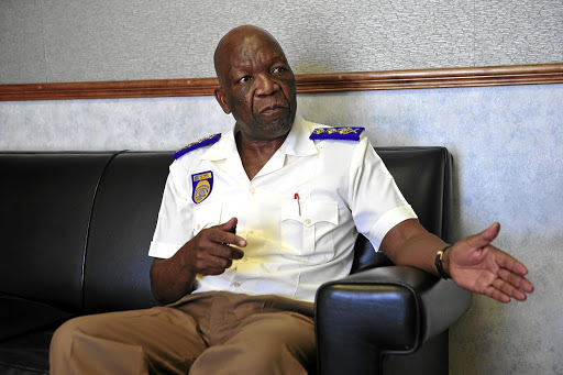 Leaked audio exposes move to oust Joburg's metro police chief - DispatchLIVE