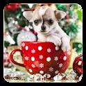 Christmas Animals LWP icon