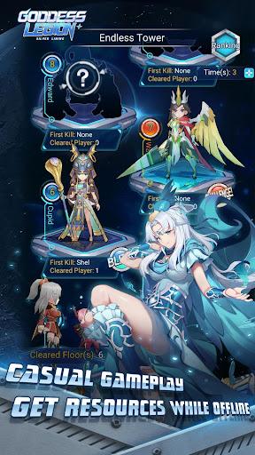Goddess Legion: Silver Lining - AFK RPG 6.0 de.gamequotes.net 4