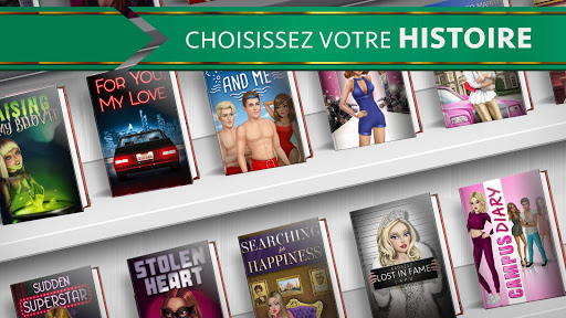Code Triche My Story: Séries Interactives mod apk screenshots 4