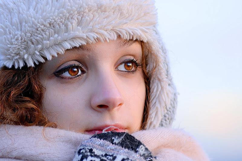 La fanciulla d'inverno di Dariagufo