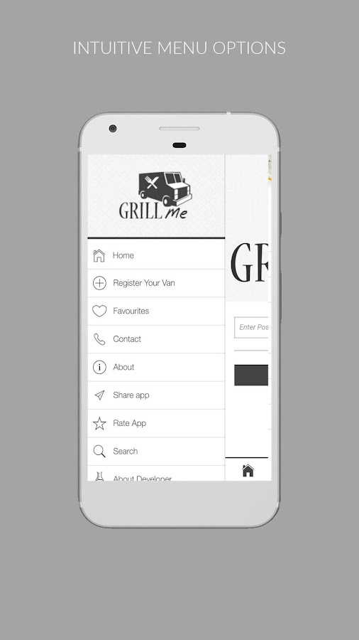 Grill Me- screenshot