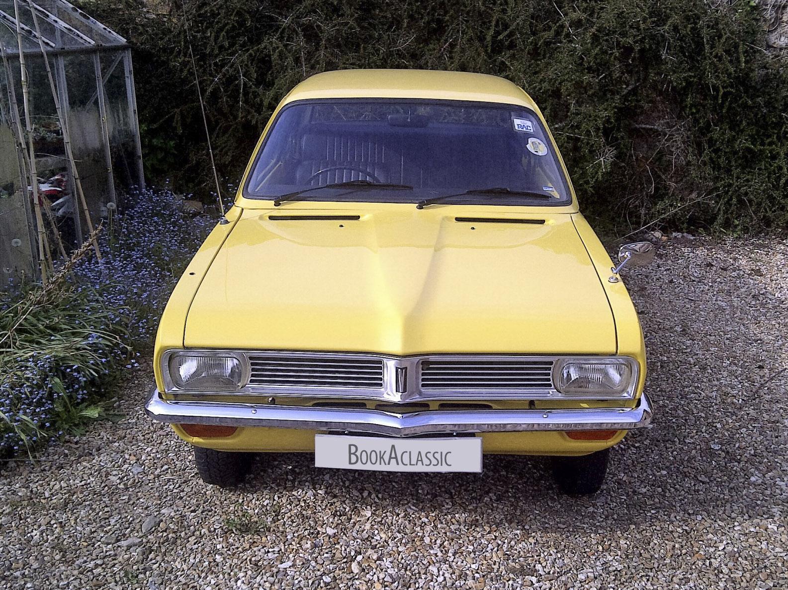 Vauxhall Viva E Hire Yeovil