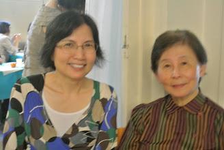 Photo: Phuong Lan et chi Bich