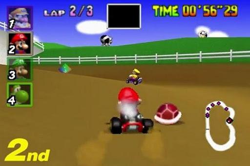 Tips Mariokart 64 Walkthrough Screenshot