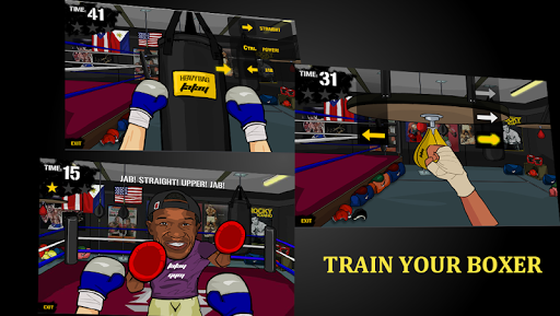 Boxing Punch:Train Your Own Boxer apkmind screenshots 2
