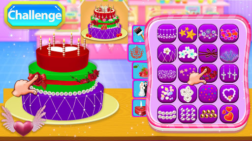 Cooking Red Velvet Cake in Kitchen: World Recipes  screenshots 15
