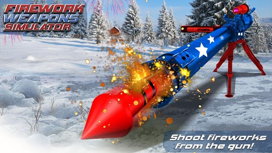 Firework Weapons Simulator - náhled