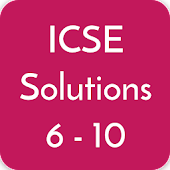 All ICSE Solutions