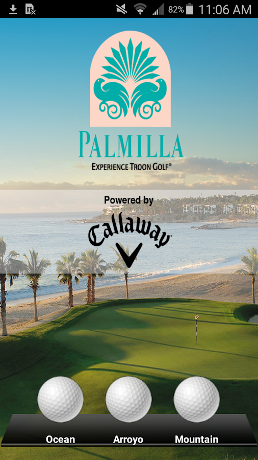 Palmilla Golf Club- screenshot