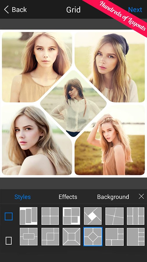 PIP Camera-Photo Editor Pro- screenshot
