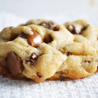 20 minute Double Chocolate Chip Cookies.
