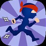 Ninja Jump Icon