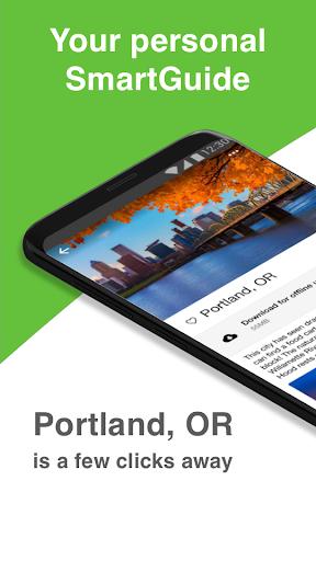 Portland SmartGuide - Audio Guide & Offline Maps screenshot 1