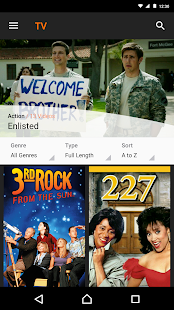 Crackle – Free TV & Movies Capture d'écran