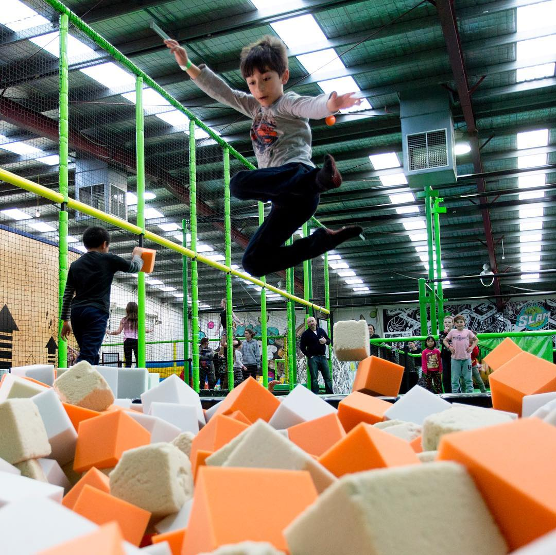 100 things to do in melbourne with kids rush hq best indoor playcentres melbourne