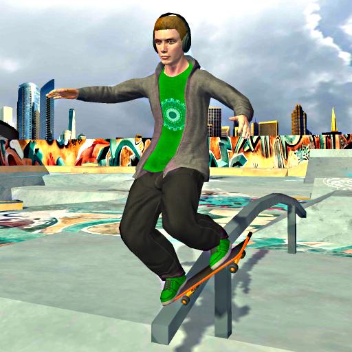Skateboard FE3D 2 - Freestyle Extreme 3D Icon