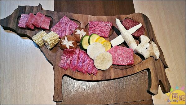 台中高CP值和牛燒肉。樂軒和牛專門店。全程專人代烤桌邊服務 松阪伊藤A5和牛夢幻極品好享受