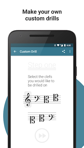 Complete Music Reading Trainer screenshot 7
