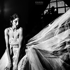 Wedding photographer Domenico Ferreri (ferreri). Photo of 18.01.2017