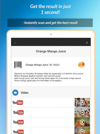 QR Scanner & Barcode reader 1.0.1 screenshots 6