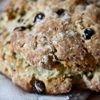 Sweet Irish Soda Bread (Spotted Dick or Spotted Dog)