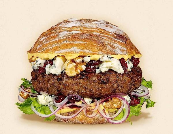 Waldorf Burger Casserole? Recipe